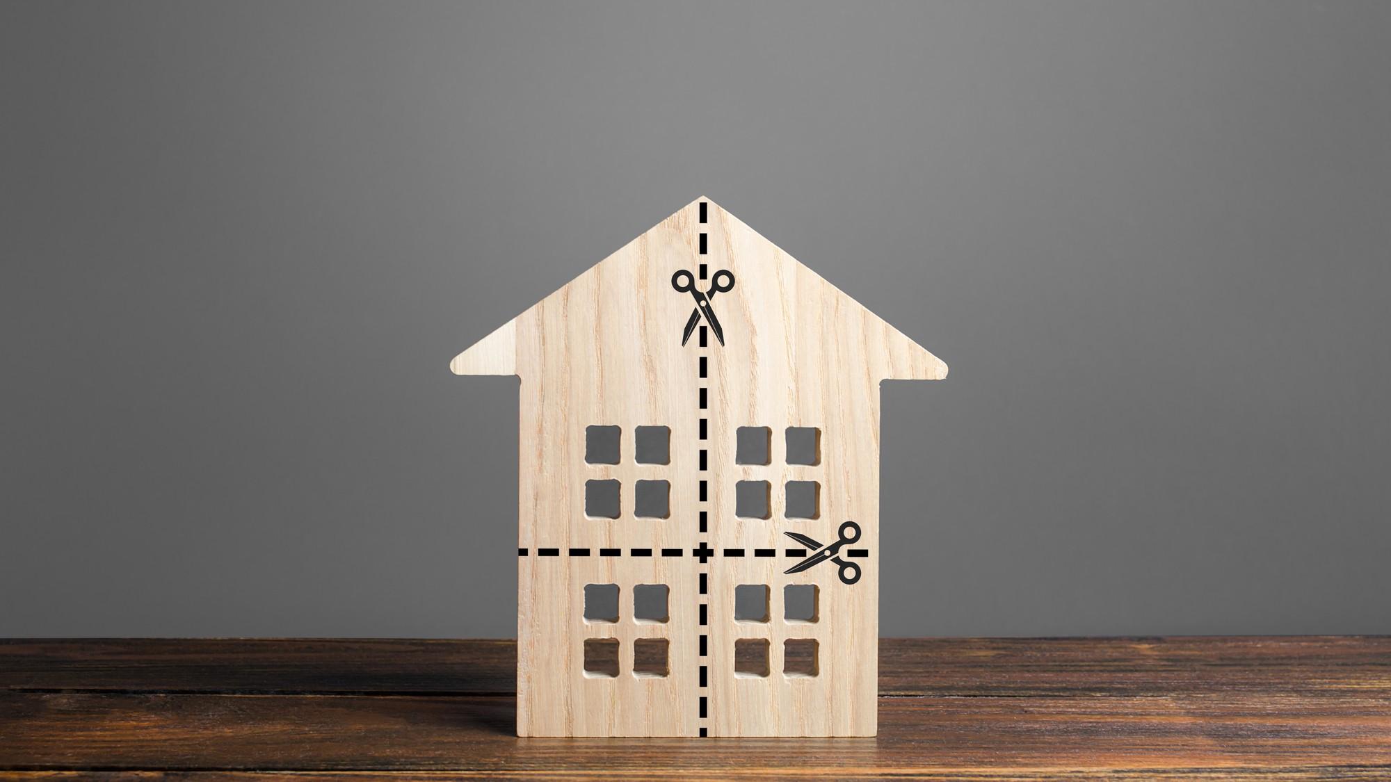 お金が足りない…離婚する資産家、財産は売るしかないのか?