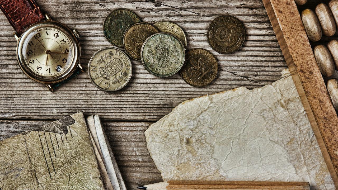 安定性、換金性、透明性・・・アンティークコインの強みとは?