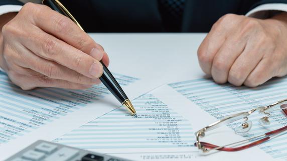 貸借対照表を「面積図」にして視覚的に内容を把握する方法