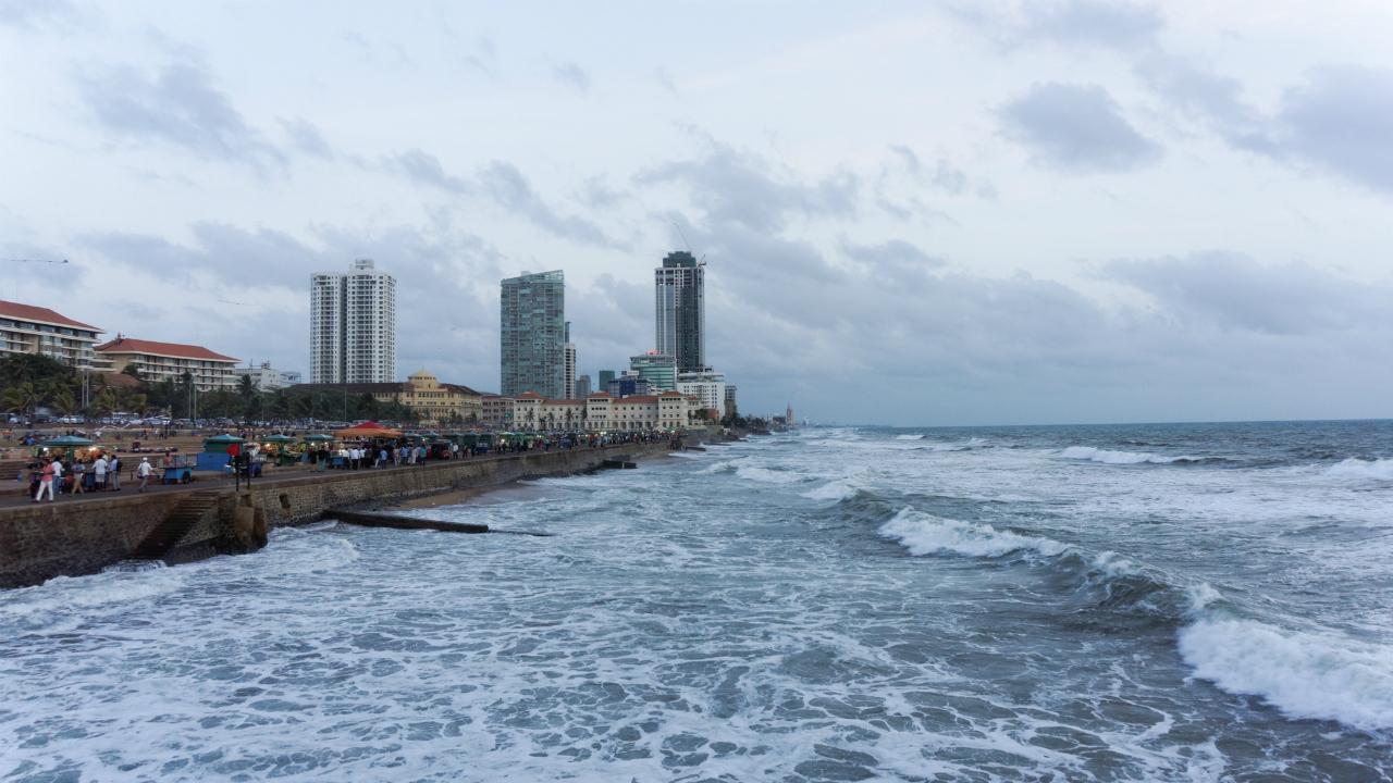 新政権誕生によるスリランカ金融システムへの影響