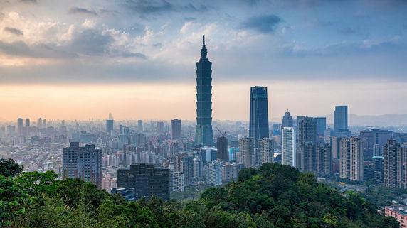 台湾総統選目前…急接近する米国と台湾、緊張高まる中国と台湾