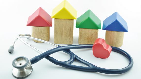 医師としての収入を不動産資産に変えて「第2の収入源」を得る