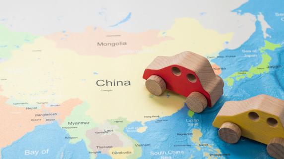 低迷続く中国自動車市場…当局の大気汚染対策も下押し圧力に