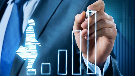 経営戦略を具体化・・・企業の成長ステージに応じた目標設定