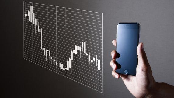「単純移動平均線」によるFXチャートの分析方法