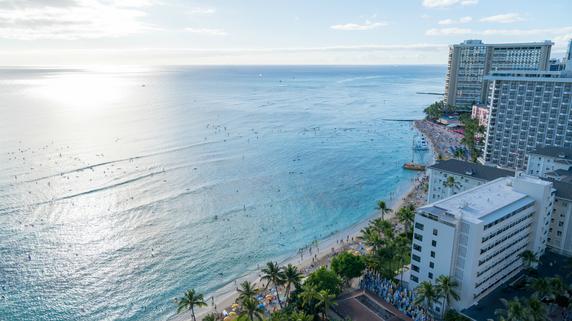 ハワイの不動産市場の特徴①・・・「ワイキキ」