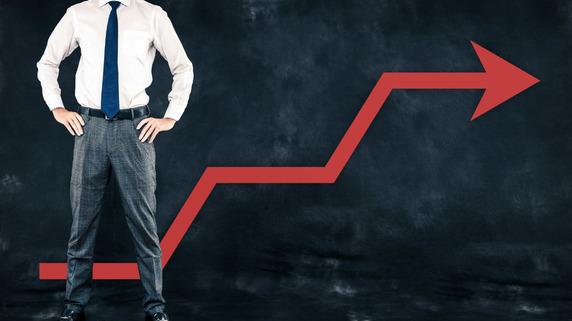 チャートの上げ下げの転換点を予測…「三段高下の法則」とは?
