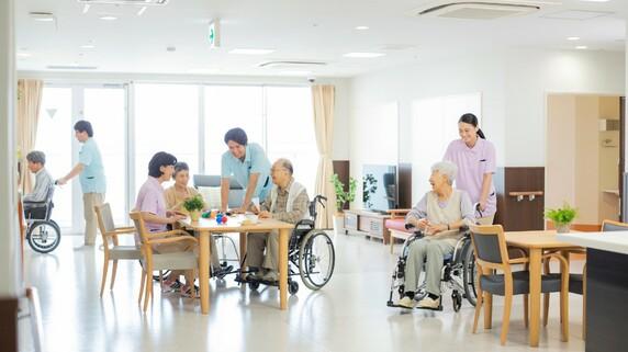 最悪の事態も…元気な高齢者が「要介護の老人ホーム」に入ると