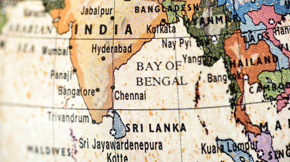 中国とインド、二つの大国に挟まれたスリランカの困難な立場