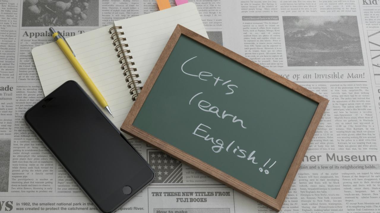 5分間の蓄積で英語習得!人生を変える「スキマ時間」学習法