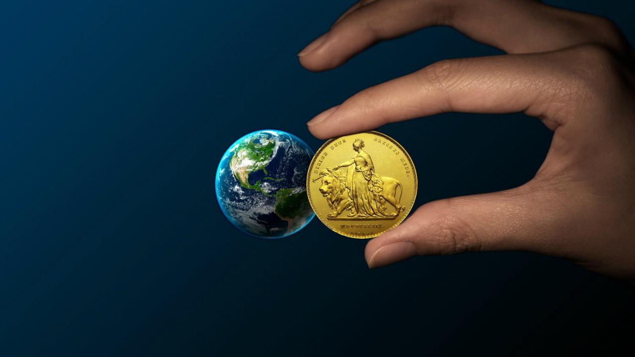 アンティークコインの購入・・・香港決済が絶対的に有利な理由