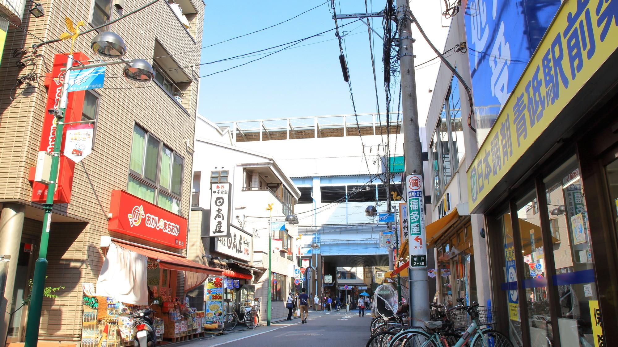 20代で23区・駅近暮らし実現「京成線・青砥」唯一の心配は?