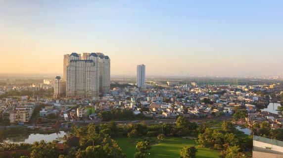 日系企業も多数参加 ホーチミン市の大規模開発プロジェクト