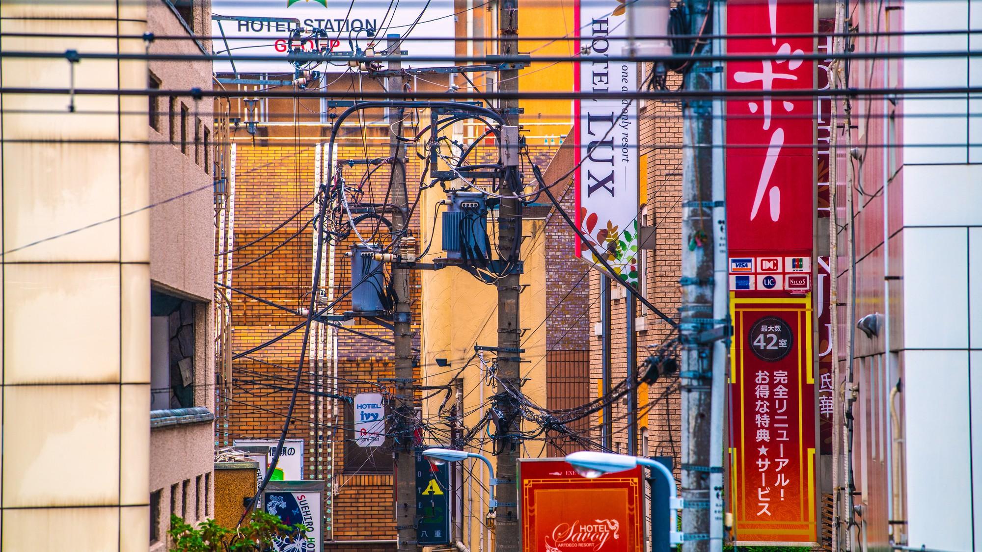 駅出たら即ホテル街「山手線・鶯谷」20代会社員は住めるか?