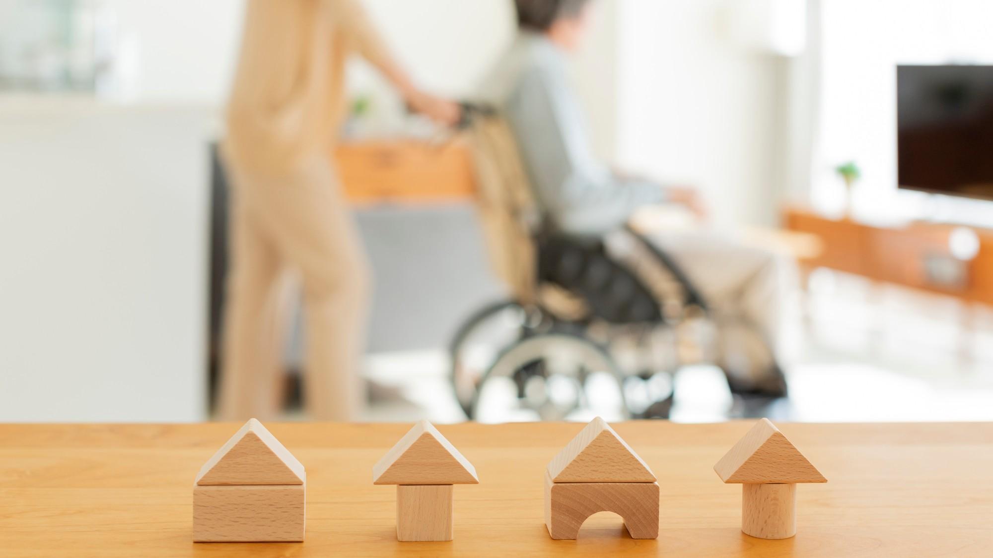 老人ホーム入居で相続税激増!?「小規模宅地等の特例」の注意点