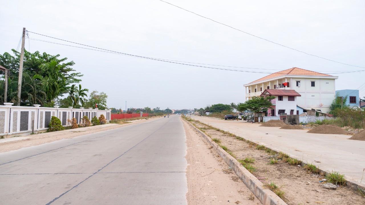 ラオスで起こる住宅ブーム…100戸以上の大規模開発の成否