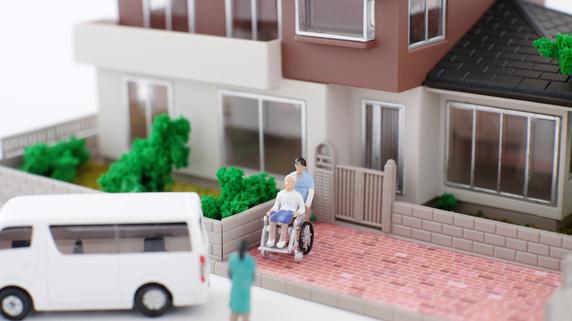 3種類の「介護保険施設」と費用負担の概要
