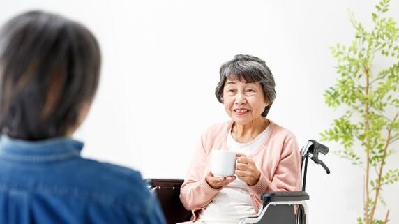 私は親不孝か?…ずっと老親が家にいることが在宅介護ではない