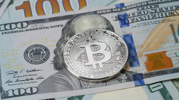 ビットコイン4000ドル突破 昔は金でしたが・・・