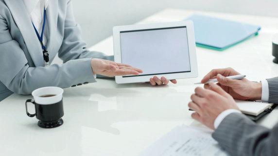 顧客面談時の「情報収集」で力を発揮するタブレットPCの活用