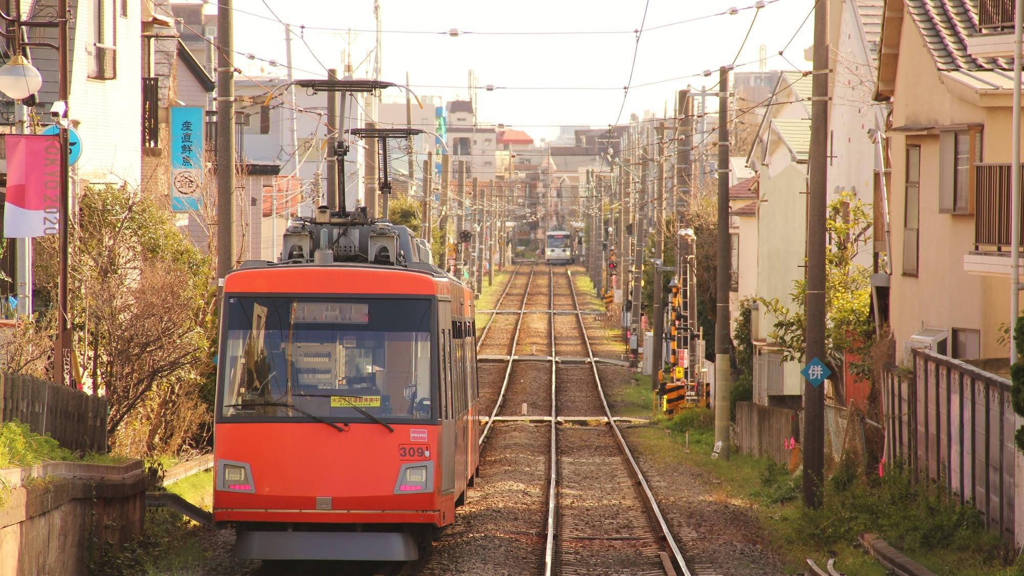 ローカル感がスゴイ「東急世田谷線」…住む人を選ぶマニア路線