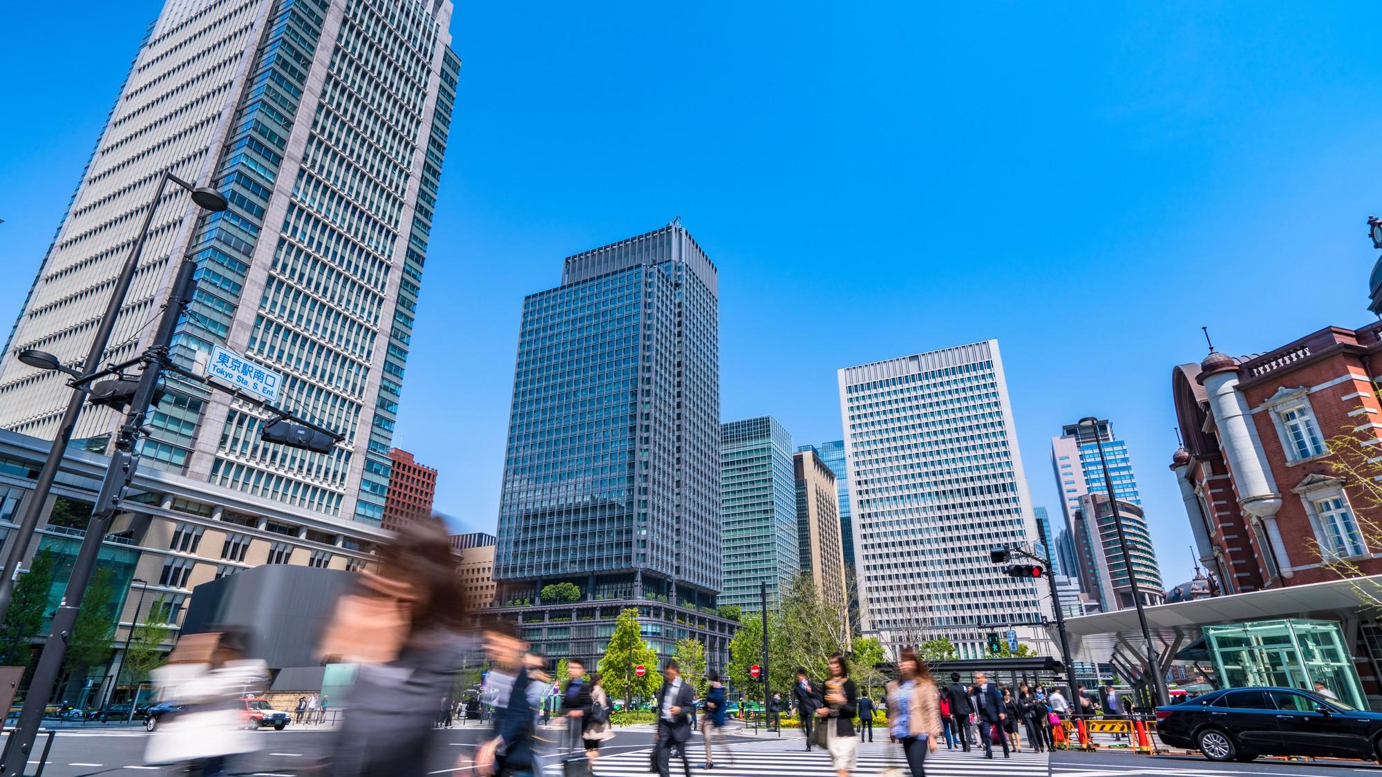 アベノミクスで景気好調!「貸し手市場」が続くオフィス需要