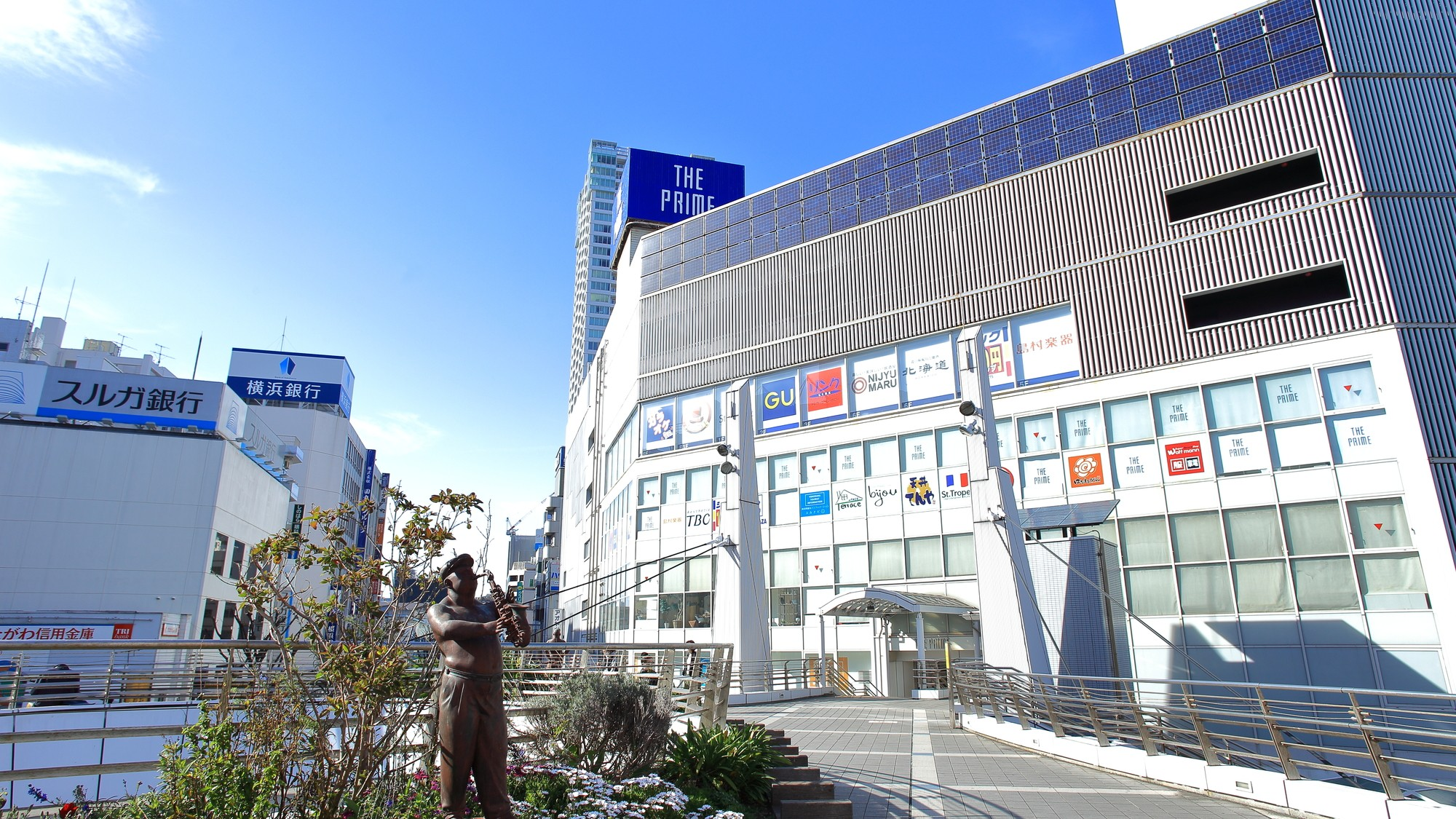 京浜急行電鉄「横須賀中央」駅…犯罪発生率が異様に低いワケ