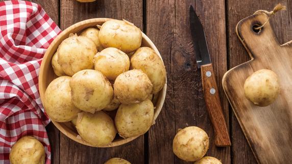 栄養面から見た「イモ類」の特徴と調理法