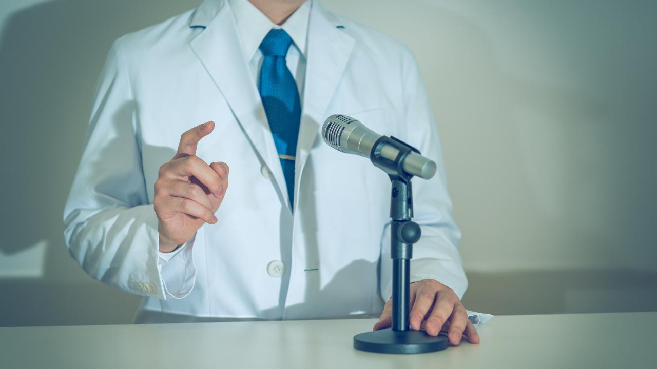 「医師の勉強会」インフルエンサーも登壇…意外な講師の顔ぶれ