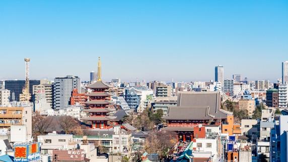 初詣で290万人が集う「浅草」…荒川と神田川の氾濫リスクは?