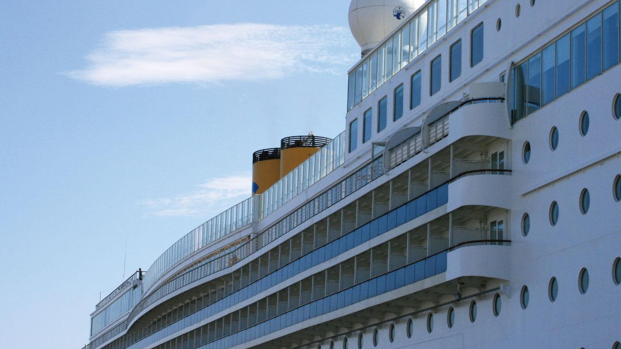 客室に不満を持つ乗客も納得した、クルーズ船の「特別な景色」