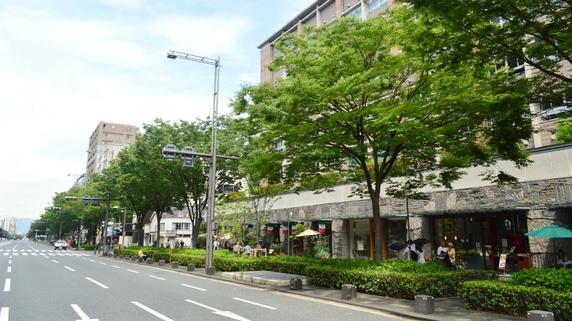 もし京都の「御所南」が東京の街だったら? → 目白