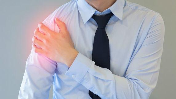 Yes/Noチャートで見極める「肩の痛み」の重症度 タイプ②