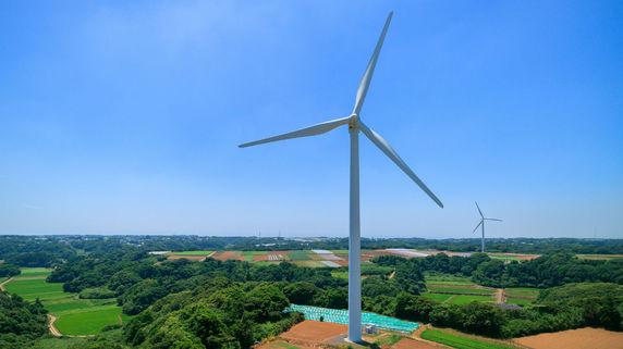 英蘭で風力発電参画 三菱商事、合計で原発1.5基分 意外な風力発電銘柄はコレだ!