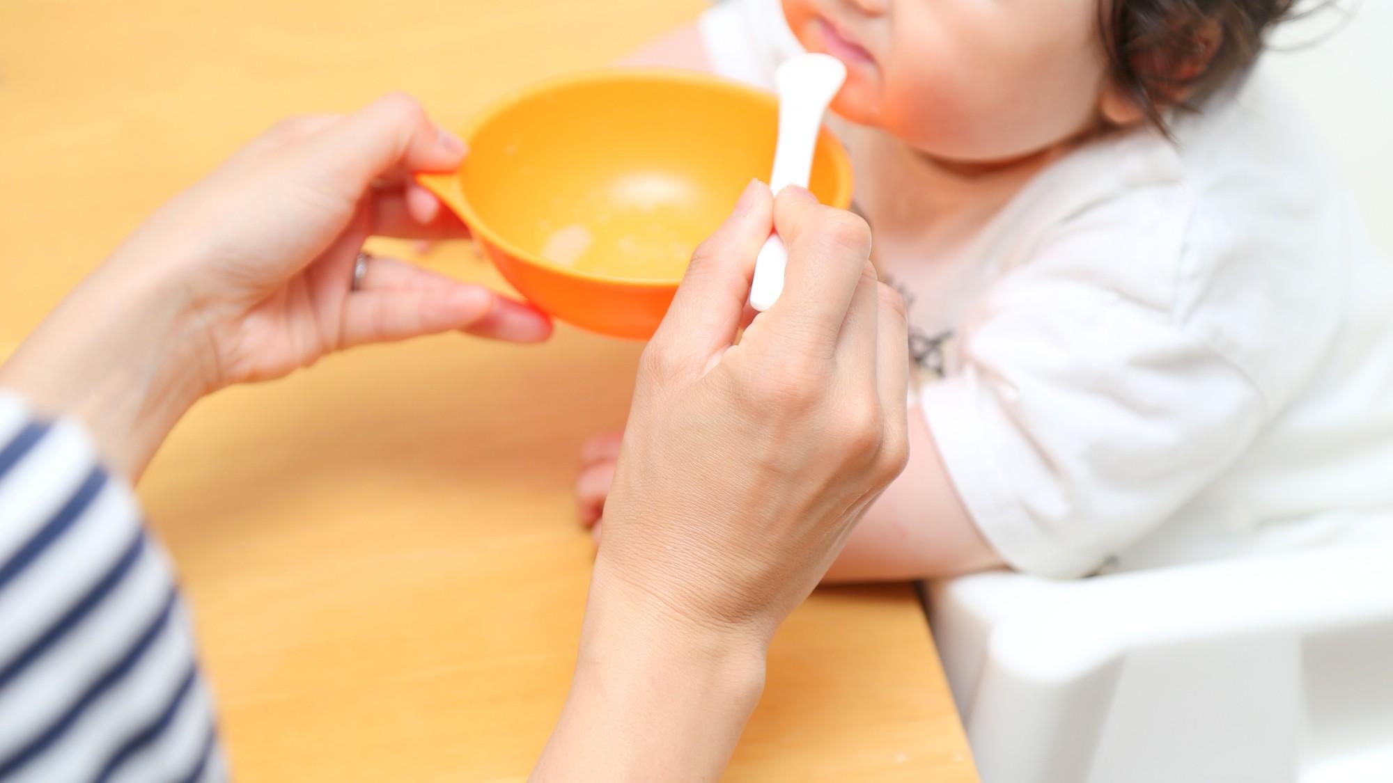 精神科医ママが子どもに「レトルト離乳食」を食べさせる理由