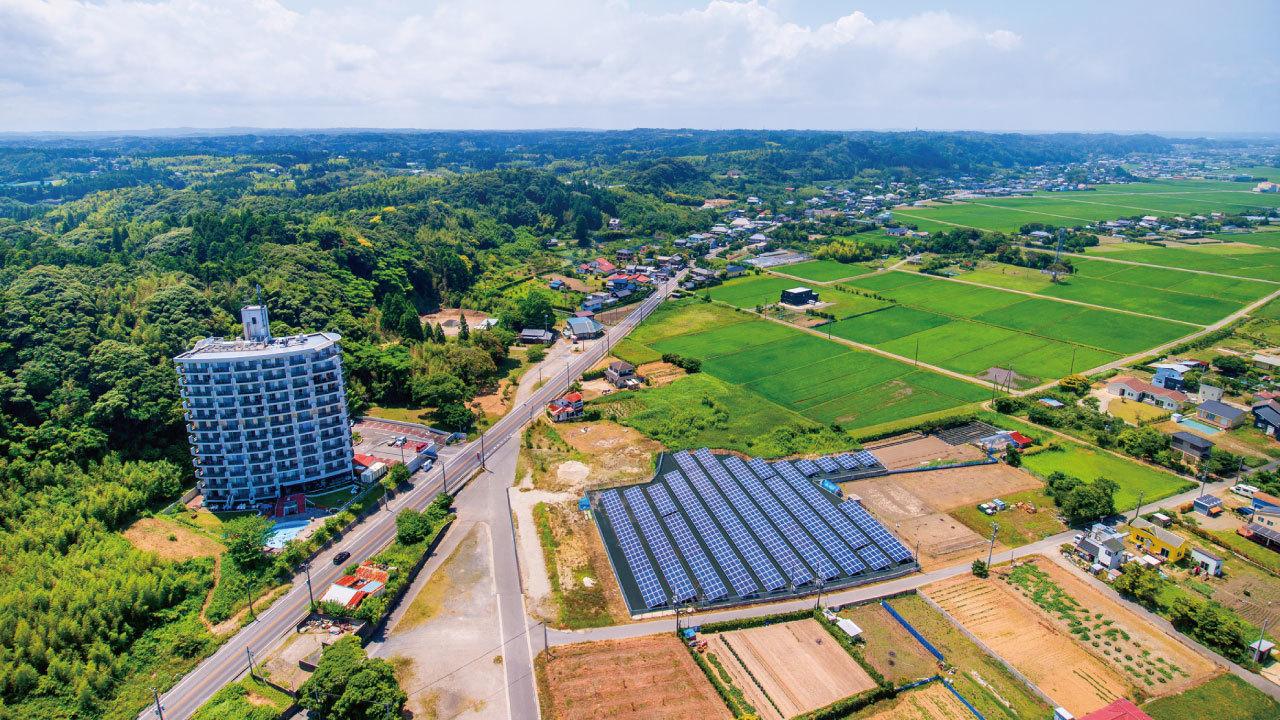 再生可能エネルギーの利用・・・さらなる普及に向けた国内の動き
