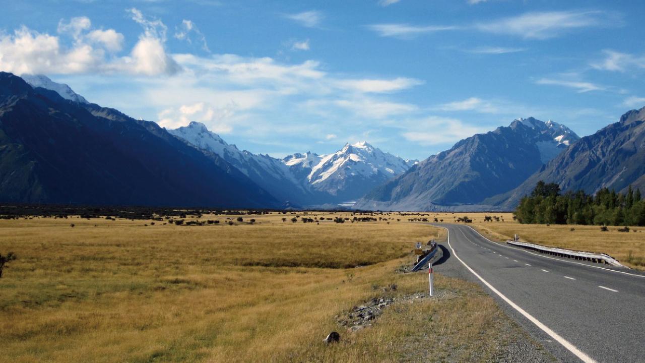 ニュージーランド地方都市の発展を後押しする「道路開発計画」