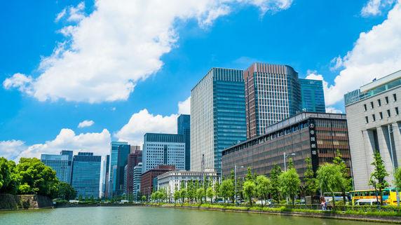 都、外資40社誘致 東京証券取引所周辺に注目が・・・
