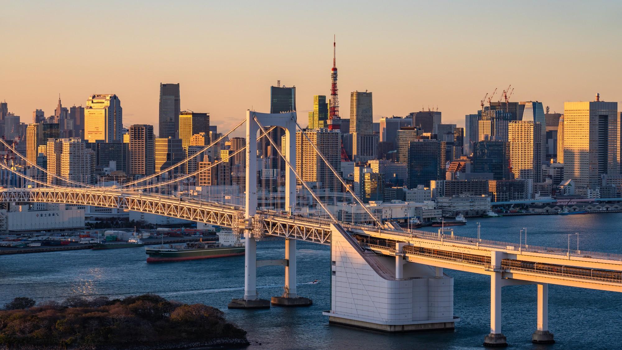 金融ショックも耐える?オフィス空室率にみる「日本の健全さ」