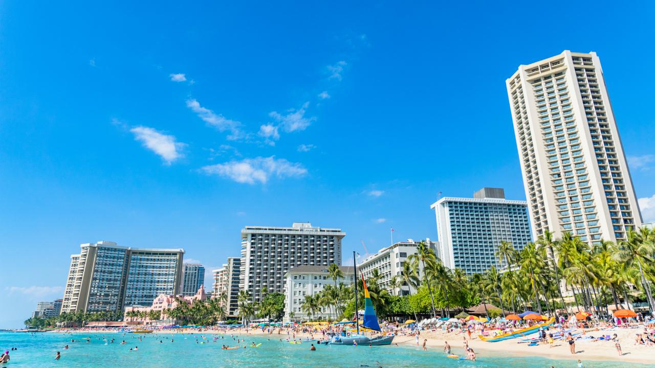 日本が3年連続1位 ハワイ不動産を買っている外国人とは?